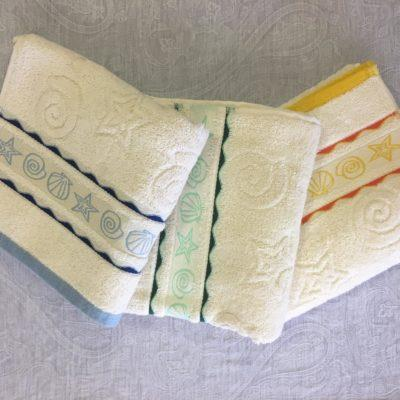 JACQUARD TOWEL SHELL